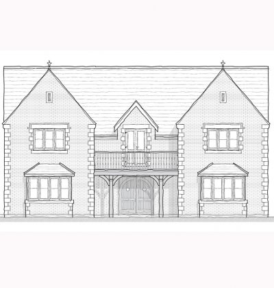 Architects image Bourne, Lincolnshire. Architect design plans