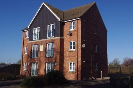 Architect Image 3, New build flats Spalding