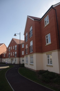 Architect image 6 new build residential architects flats Elsea park bourne