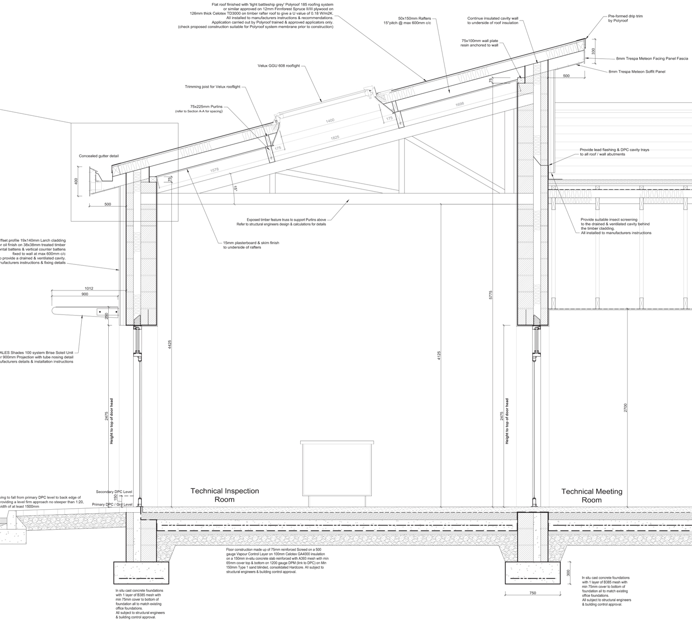 Industrial commercial jb architectural design services for Ads architectural design services